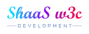 ShaaS w3c Development